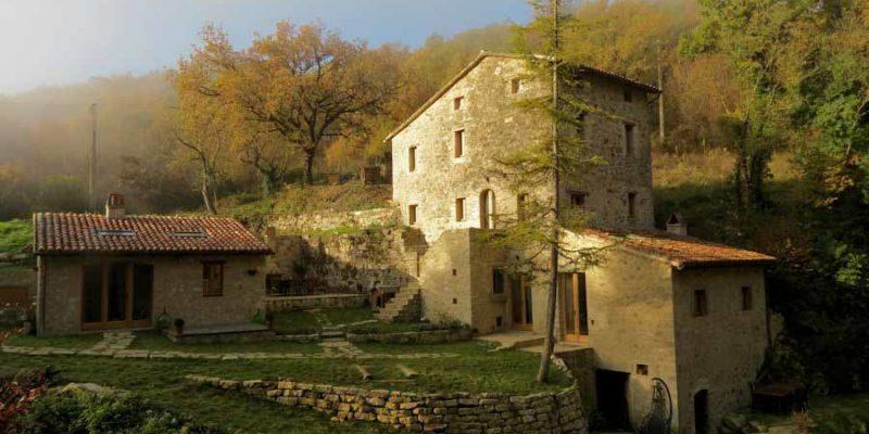 Stylish Watermill - Exterior