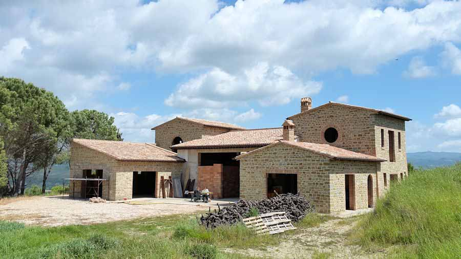 Winery and Private Home - Exterior